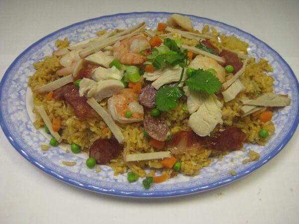 Yangchow Fried Rice
